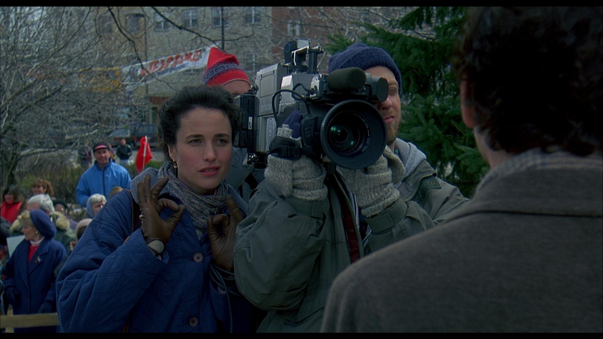 Groundhog day 1993