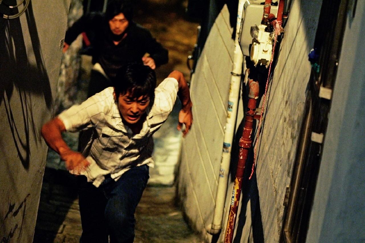 Image result for the chaser korean film