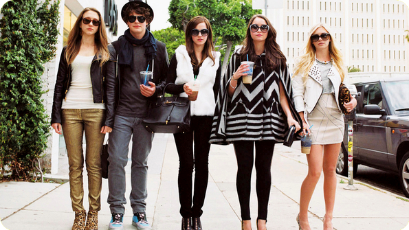 Recensie van The Bling Ring