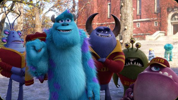 Review van Monsters University (2013)