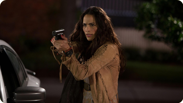 Paula Patton 2 Guns recensie
