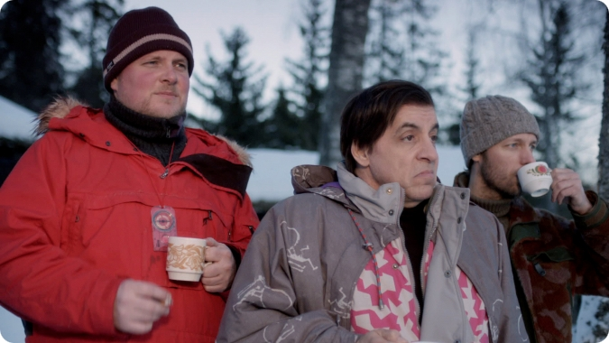 Review Lilyhammer