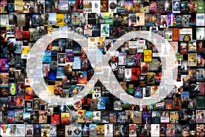 Oneindig aantal films vast bedrag