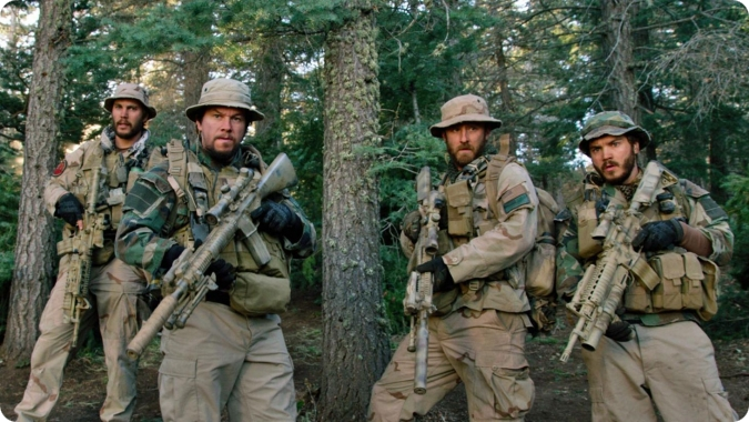 Review Lone Survivor